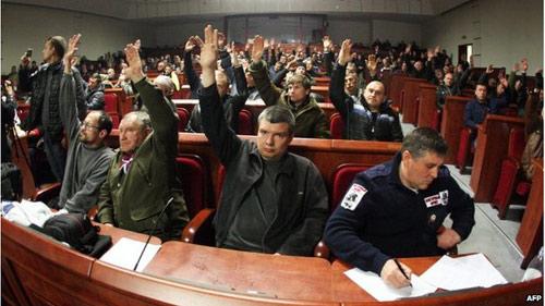 Ukraine điều lính đánh thuê Mỹ đàn áp biểu tình? - 3