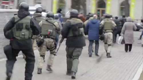 Ukraine điều lính đánh thuê Mỹ đàn áp biểu tình? - 4