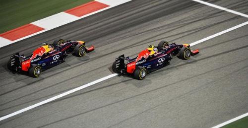 Bahrain GP – Phía sau vạch đích (P1) - 1