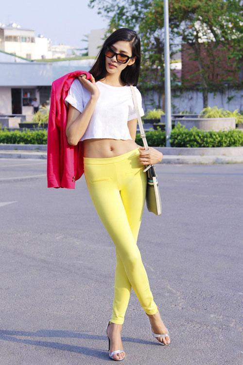 Học sao Việt mặc đẹp ngày nắng tháng 4 - 2