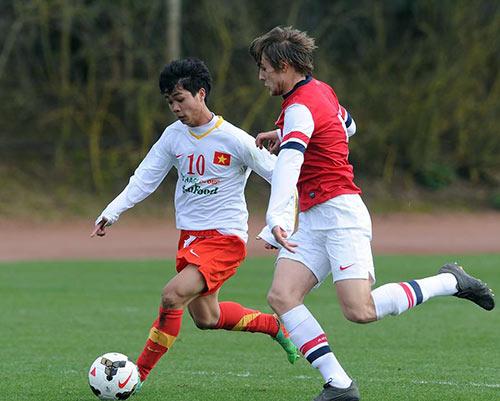 U19 Việt Nam cần bổ sung cầu thủ - 1