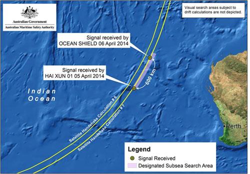 Chuyên gia: MH370 có thể đã lật ngửa trước khi rơi - 1