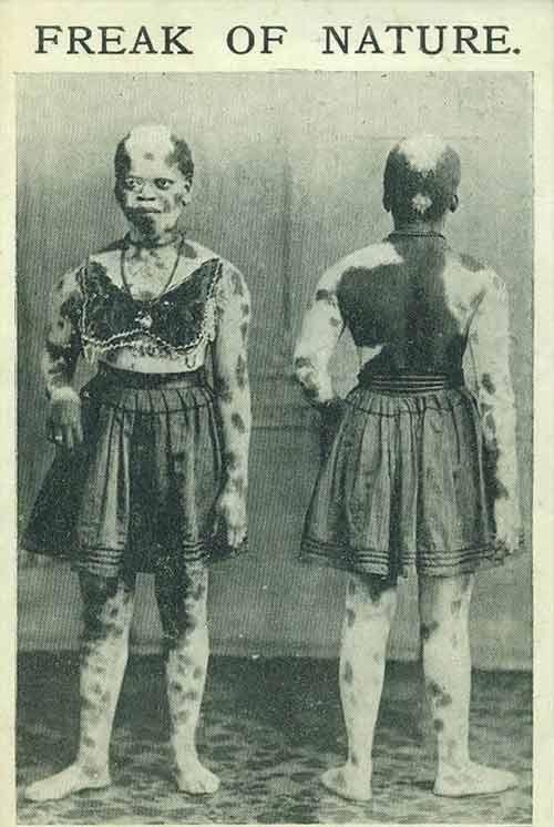 Những nghệ nhân có ngoại hình kỳ quặc - 7
