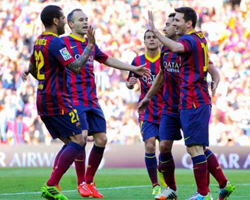 Hãy thôi nói về Barcelona! - 1