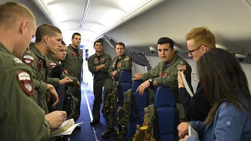 Phi đội Mỹ tin tưởng sắp tìm được MH370 - 4