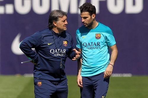Barca đổi chiến thuật: Tất cả vì Messi - 2