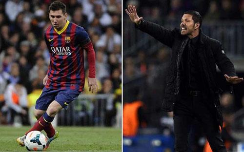 Barca đổi chiến thuật: Tất cả vì Messi - 1