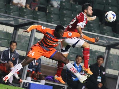 Hòa 1-1 tại AFC Cup, V.Ninh Bình bị đặt dấu hỏi - 1