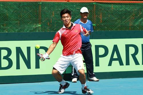 Việt Nam xuống nhóm III Davis Cup: Trong nỗi nhớ Lý Hoàng Nam - 2