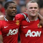 Bóng đá - Rooney, Evra sẽ đá trận gặp Bayern