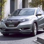 Ô tô - Xe máy - HR-V - Crossover mới của Honda