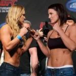 Thể thao - Nóng từng ngày màn đại chiến hai người đẹp UFC