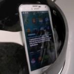 """Dế sắp ra lò - Đun sôi Galaxy S5 trong 2 phút… vẫn """"sống"""""""
