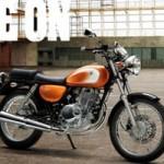 Ô tô - Xe máy - Suzuki ST250 thêm màu cam cho người hoài cổ