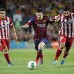 Bóng đá - Barca đổi chiến thuật: Tất cả vì Messi