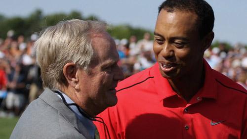 Tiger Woods còn 10 năm để giành thêm 5 major - 1