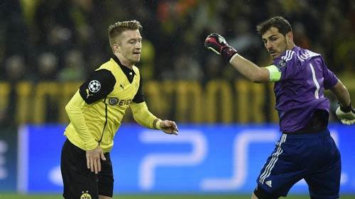 Dortmund - Real: Nghẹt thở tới phút cuối - 1