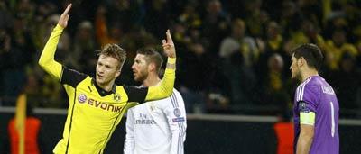 TRỰC TIẾP Dortmund - Real: Tiếc nuối (KT) - 8