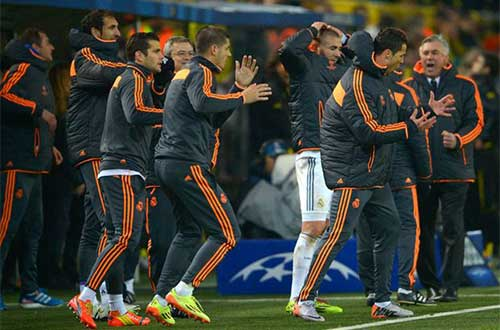 Giành vé đi tiếp, Ancelotti thừa nhận may mắn - 1