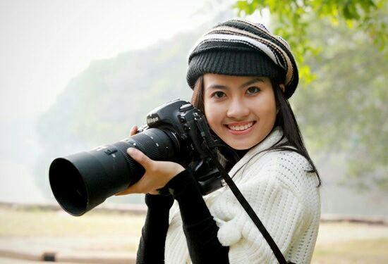Những hot girl Việt xinh đẹp và học giỏi - 11