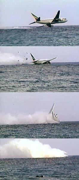 Tìm MH370: Tốc độ và góc độ khi rơi như thế nào? - 2
