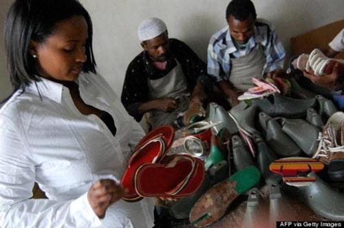 9 nữ doanh nhân ở quốc gia nam giới làm chủ - 1