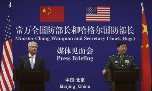Căng thẳng Mỹ-Trung bộc lộ trong cuộc họp báo - 2