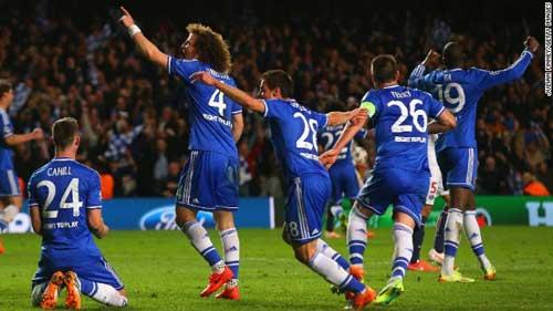 """NHM tâng bốc Chelsea, """"dìm hàng"""" Real - 2"""
