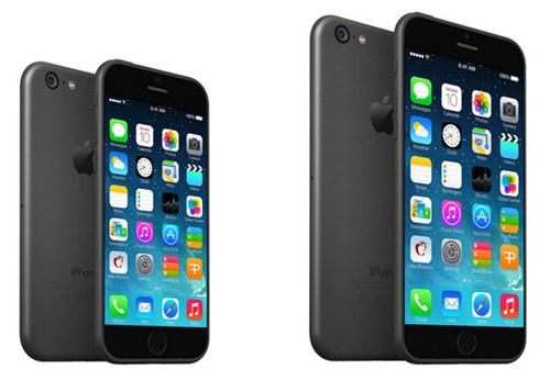 iPhone 6 màn hình 4,7 và 5,7 inch đẹp lung linh - 1