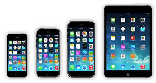 iPhone 6 màn hình 4,7 và 5,7 inch đẹp lung linh - 2