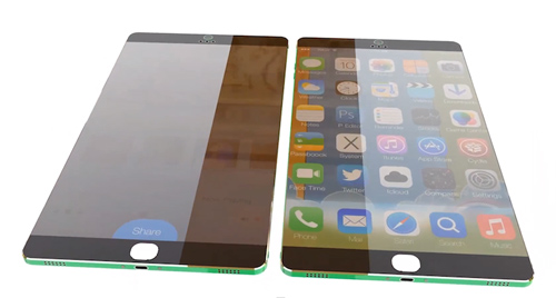 iPhone 6 màn hình 4,7 và 5,7 inch đẹp lung linh - 10