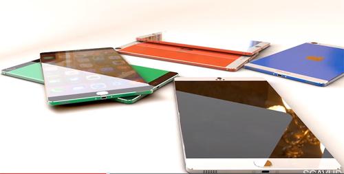 iPhone 6 màn hình 4,7 và 5,7 inch đẹp lung linh - 4