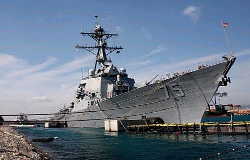 Mỹ cử tàu khu trục tới Biển Đen vào ngày mai - 1