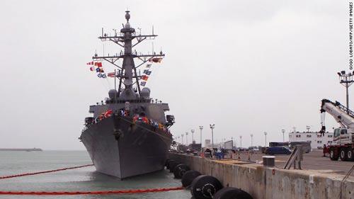 Mỹ cử tàu khu trục tới Biển Đen vào ngày mai - 2