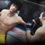 Thể thao - Hình ảnh Lý Tiểu Long xuất hiện ở võ đài UFC