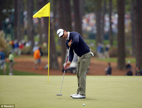 """Golf: Dàn sao khủng """"luyện công"""" trước Masters - 1"""