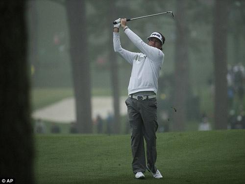 """Golf: Dàn sao khủng """"luyện công"""" trước Masters - 6"""