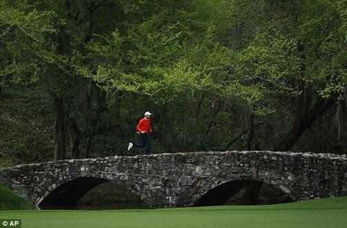 """Golf: Dàn sao khủng """"luyện công"""" trước Masters - 8"""