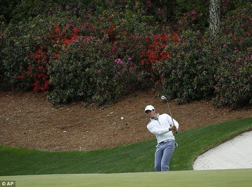 """Golf: Dàn sao khủng """"luyện công"""" trước Masters - 3"""
