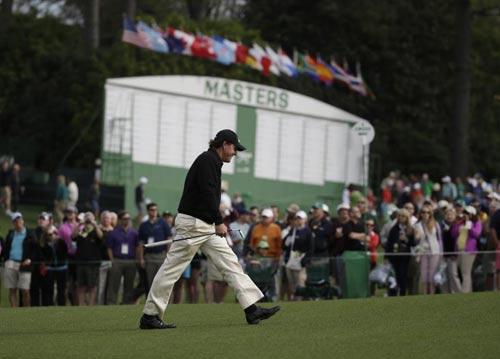 """Golf: Dàn sao khủng """"luyện công"""" trước Masters - 5"""