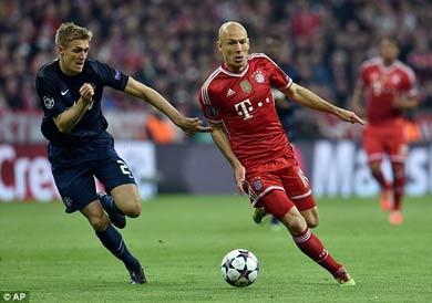 TRỰC TIẾP Bayern – MU: An bài (KT) - 5