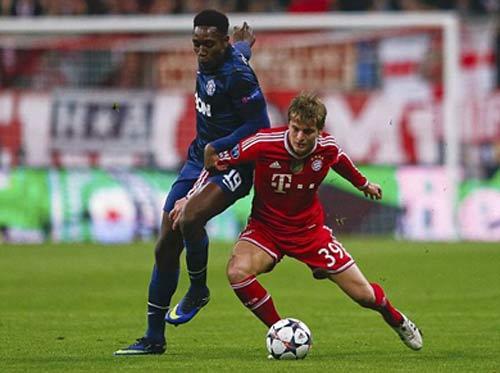 Bayern – MU: Ngược dòng ngoạn mục - 1