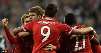 TRỰC TIẾP Bayern – MU: An bài (KT) - 8
