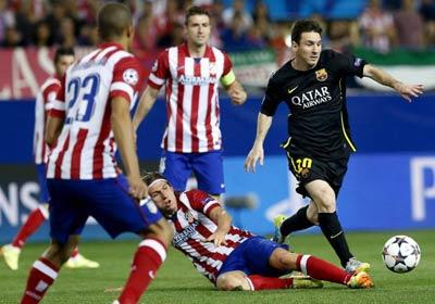 TRỰC TIẾP Atletico – Barca: Xứng đáng (KT) - 5