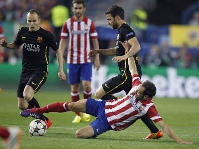 TRỰC TIẾP Atletico – Barca: Xứng đáng (KT) - 7