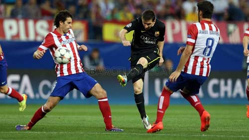 Barca bị loại: Bi kịch của Martino & Messi - 2