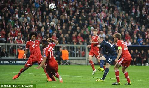 Fan MU giận dữ vì Moyes dùng Rooney cả trận - 1
