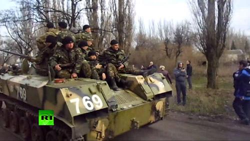 Ukraine quyết tái chiếm miền đông trong 48 giờ - 3