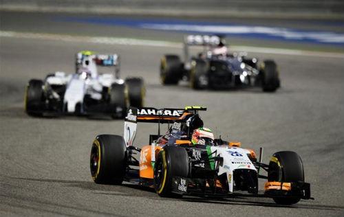 Bahrain GP – Phía sau vạch đích (P3) - 1