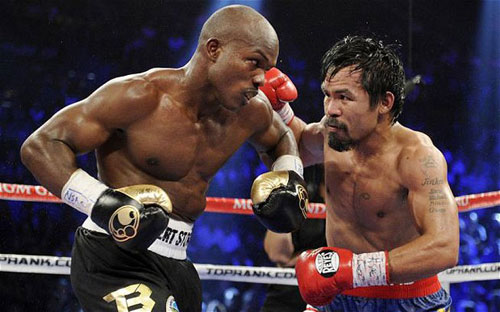 """Siêu võ sĩ Pacquiao và """"cơn khát"""" thắng knock-out - 1"""